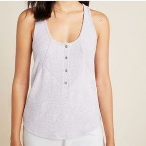 Anthropologie Saturday/Sunday Lucie Knit Tank Top